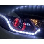 Универсальные ходовые огни 500 мм с функцией поворотника