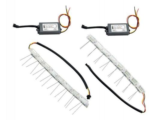 Универсальные ходовые огни 500 мм с функцией поворотника (фото)