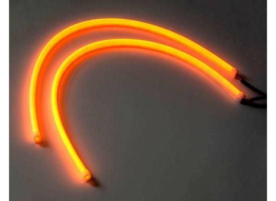 Универсальные ходовые огни 600 мм с функцией поворотника (фото)