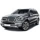 Дневные ходовые огни для Mercedes-Benz GLK class