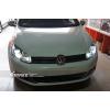 Фары для Volkswagen Golf 6 2009-12 Вариант 3 (фото)