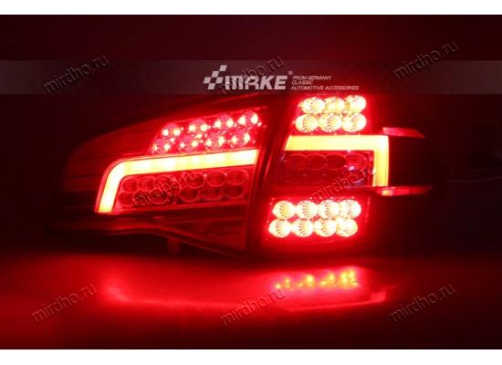 Задняя оптика для Renault Koleos 2 2011-2016 Вариант 1 (фото)