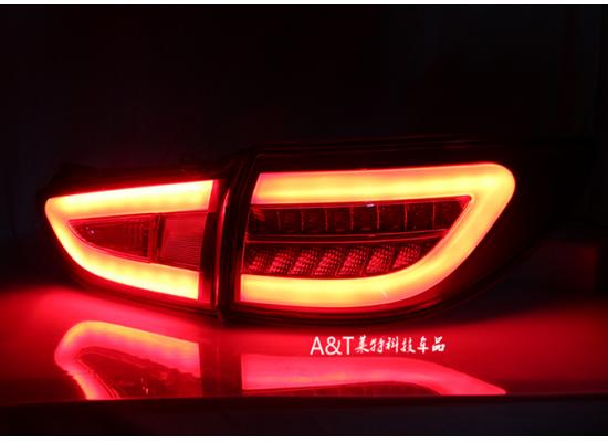 Задняя оптика для Mazda 6 2012-2015. Вариант 1 (фото)