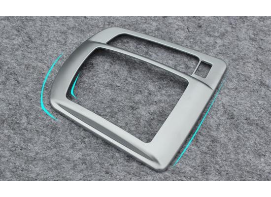 Накладка на пластик АКПП для Mazda CX5 I 2011-17 (фото)