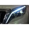 Фары для Toyota Prado 2013- по н.в. Вариант 2 (фото)
