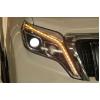 Фары для Toyota Prado 2013-2017. Вариант 2