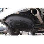 Защита диска запасного колеса для Toyota Land Cruiser Prado 150 2009-по н.в.