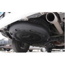 Защита диска запасного колеса для Toyota Land Cruiser Prado 150 2009-по н.в. (фото)