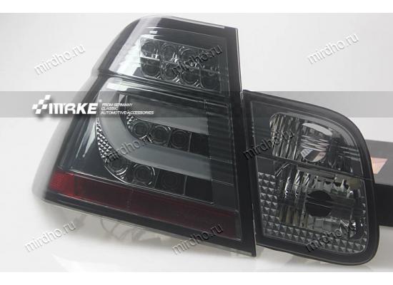 Задняя оптика для BMW 3 series Е46 03-06 (фото)