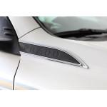 Накладки на крылья для Toyota Land Cruiser Prado 2009- по н.в.