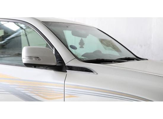 Накладки на крылья для Toyota Land Cruiser Prado 2009- по н.в. (фото)