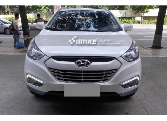 ДХО для Hyundai IX35. Вариант 2 (фото)