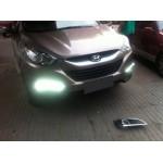 ДХО для Hyundai IX35. Вариант 2