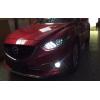 Фары для Mazda 6 Дорестаилинг 2012-15. Вариант 2 Mustang style