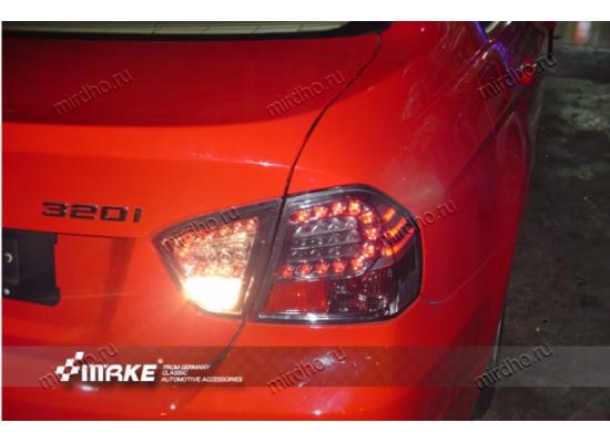 Задняя оптика для BMW 3 series  Е90 06-08 дорестаилинг Вариант 2