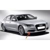 Противотуманные фары с ангельскими глазками для Audi A6 11-14 г (фото)
