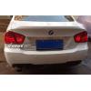 Задняя оптика для BMW 3 series  Е90 06-08 дорестаилинг в стиле 7-ки (фото)