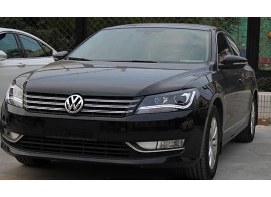 Фары для Volkswagen Passat B7 2011-2015 Вариант 1 (фото)