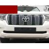 Сетка для решетки радиатора для Toyota Land Cruiser Prado 150 Рестайлинг 2 2017-по н.в.