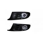 Противотуманные фары с ангельскими глазками для Volkswagen Golf 6