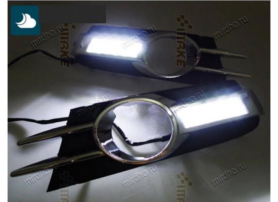 ДХО для Volkswagen Scirocco 3 2009-15 (фото)