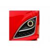 Противотуманные фары с ангельскими глазками для Mazda 6 Рестаилинг 10-13 г