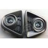 Линзованные противотуманные фары с ангельскими глазками для Mazda CX5 2011-2017