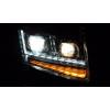 Фары для Jeep Compass 2011-2016. Вариант 1 (фото)