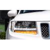 Фары для Jeep Compass 2011-2016. Вариант 1