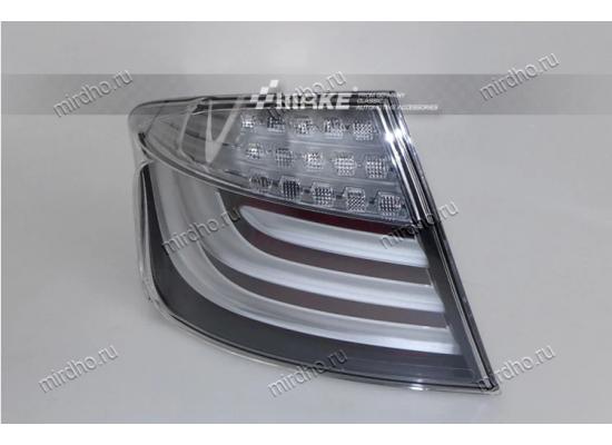 Задняя оптика White Line для BMW 5 series F10/18 2010-13 (фото)