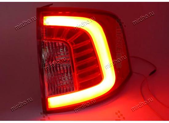 Задние фонари на Ford Edge I Рестаилинг 2011-2014 (фото)