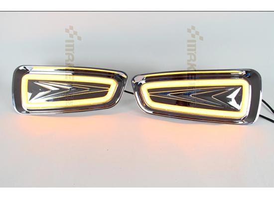 ДХО для Ford F-150 с поворотниками