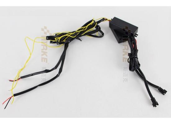 ДХО для Ford F-150 с поворотниками (фото)