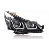 Фары для Subaru Outback 4 2009-2012. Вариант 3 Eagle Eyes