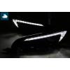ДХО для Opel Insignia I Рестаилинг Вариант Клыки (фото)