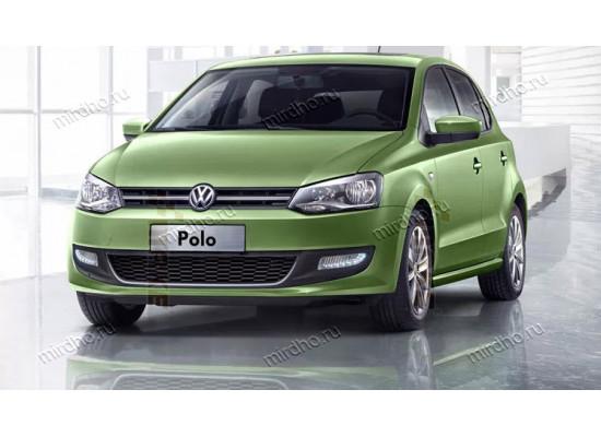 ДХО для Volkswagen Polo 5 Хэтчбек. Вариант 1