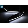ДХО для Opel Insignia I Рестаилинг с поворотниками (фото)