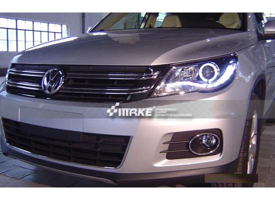 Фары для Volkswagen Tiguan 1 2007-11 Вариант 6 (фото)
