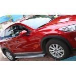Пороги для Mazda CX 5 2011-17. Вариант 1