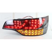 Задние фонари на Audi Q7 2006-09