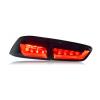 Задние фонари для Mitsubishi Lancer X Вариант 2 (фото)
