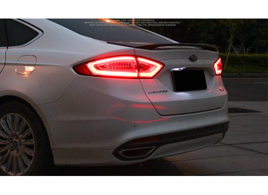 Задние фонари для Ford Mondeo 5 2015-по н.в. (фото)