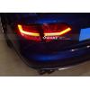Задние фонари на Audi A4 В8 08-11 г.