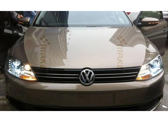 Фары для Volkswagen Jetta 6 Вариант 2 (фото)