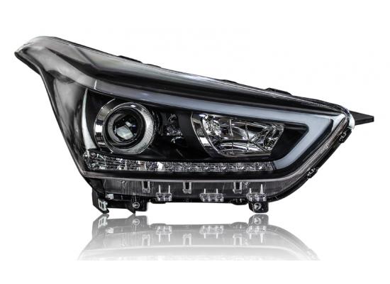 Фары для Hyundai Creta. Вариант 2 (фото)