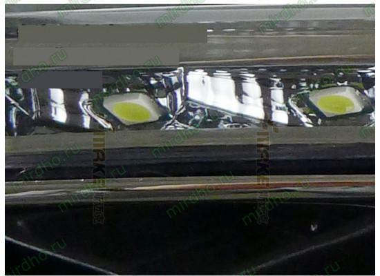 ДХО для Mercedes-Benz GLK-klasse до 2010 (фото)