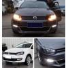 ДХО для Volkswagen Polo 5 Хэтчбек. Вариант 2