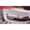 ДХО для Kia Rio 3 рестаилинг 2015-17. Вариант 2