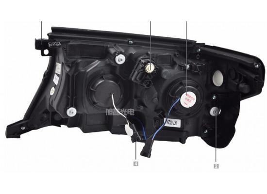 Фары для Toyota Land Cruiser 2007-2011