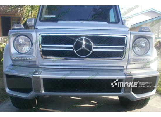 ДХО для Mercedes-Benz G-klasse W463